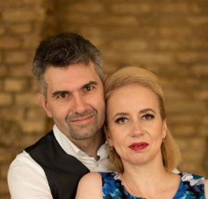 Halina ir Valentinas Kulinič